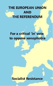 EU front cover